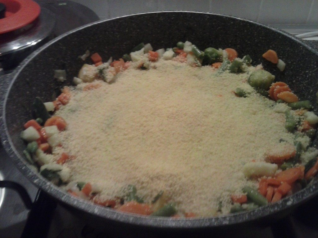 Couscous  Martino alle verdure